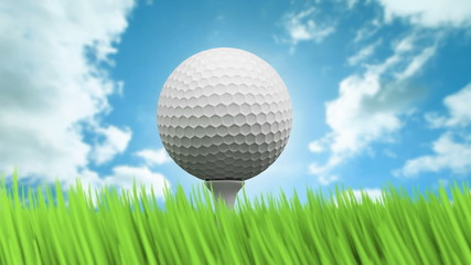 Golf animation