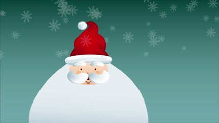 Christmas Video Animation, HD 1080