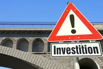 Brücken - Mehr Investitionen in die Verkehrsinfrastruktur