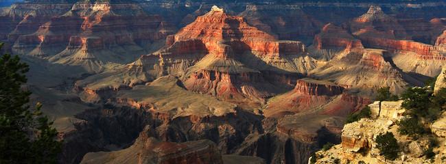 Détail du Grand Canyon