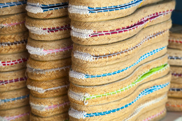 Colorful espadrilles for sale
