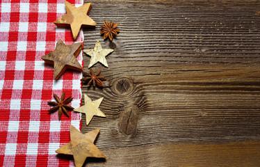 Weihnachten Holz Hintergrund