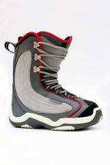 Snowboarding shoe