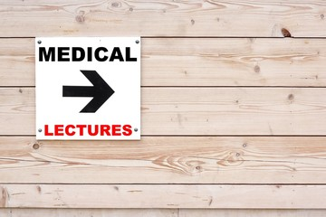 MEDICAL LECTURES Sign