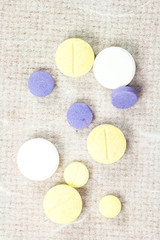 Expired tablets.