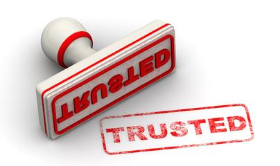 Надёжный (trusted). Печать и оттиск