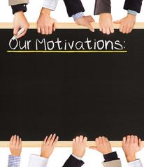 Motivations list