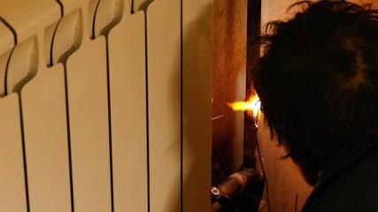 Lighting Welding Torch