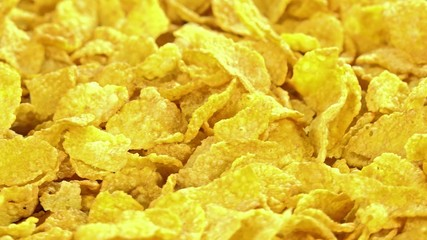 Cornflakes Background (seamless loopable footage)