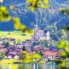Kirche in Lungern