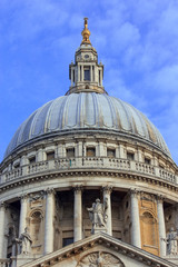 St. Paul's cathedral - detail