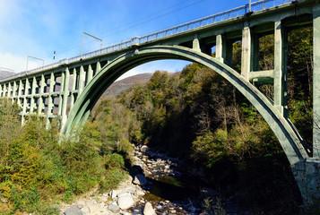 Ponte ferroviario di Ceres - Torino