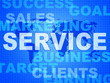 Service Words Means Support Information And Knowledge