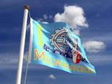 Milwaukee City flag - 72754640