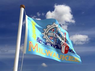 Milwaukee City flag