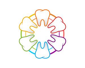 Dental Rainbow