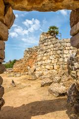 Nuraghe Palmavera near Alghero