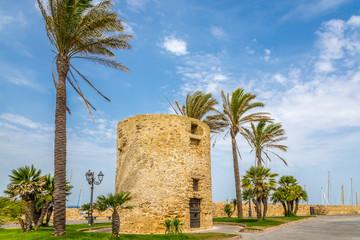 Watchtower in Alghero