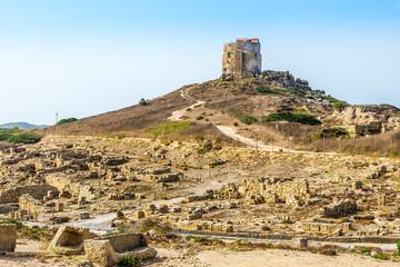 Watchtower in Tharros