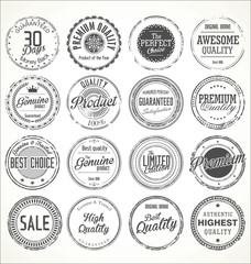 Premium Quality Vector collection