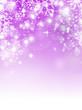 Hintergrund Schnee lila