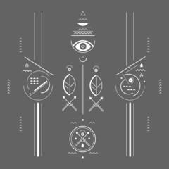 Mystical signs