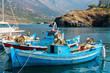 Obrazy na płótnie, fototapety, zdjęcia, fotoobrazy drukowane : Bali harbour. Crete, Greece