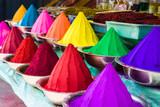 Fototapety Dye Powders