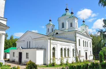 Кашин. Вознесенский кафедральный собор 18 века