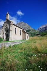 chapelle de la bérarde - oisans