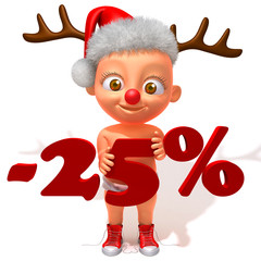 Baby Jake christmas sale 25 percent discount