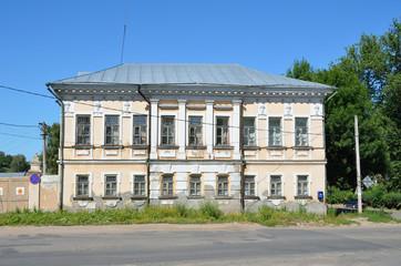 Кашин, особняк А. П. Жданова - памятник архитектуры