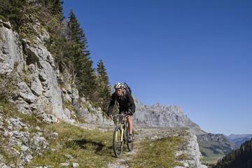 Mountainbiken im Kanton Uri