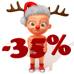Baby Jake christmas sale 35 percent discount