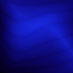 Deep blue modern luxury background