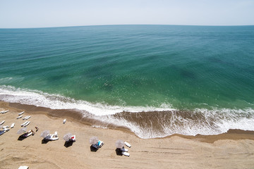 Black sea cosat, Abkhazia