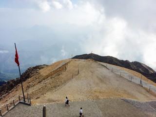 Tahtalı Dağı Zirvesi Antalya