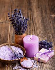 Lavender concept