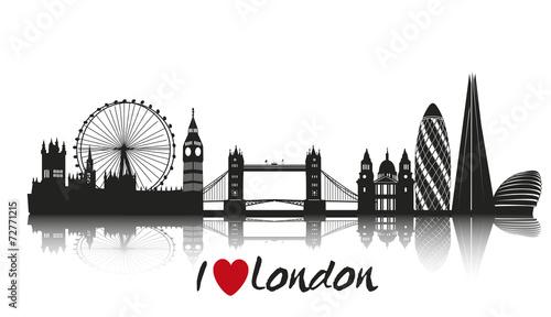 Zdjęcia na płótnie, fototapety, obrazy : LONDON