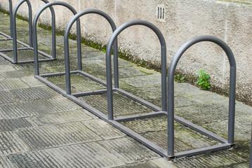 Rastrelliera per biciclette, posteggio