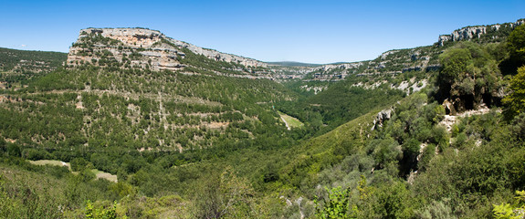 Ebro canyon