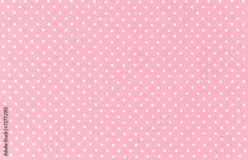 Papiers peints Tissu Polka dot pattern