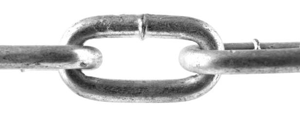 metallic chain