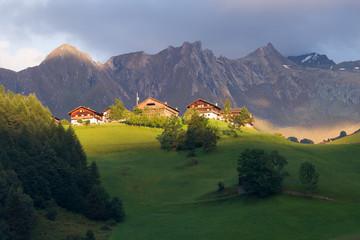 Alpendorf in Osttirol