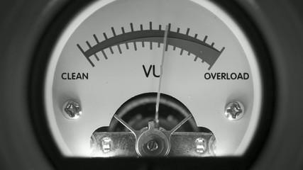 analog vu meter 07