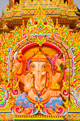 thai God Ganesha Or God Of Success