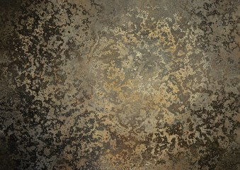 Rusted background
