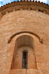 romanesque window