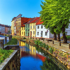 Old Town of Wismar, Germany