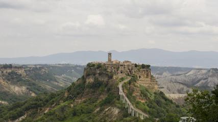 Civita di Bagnoregio - Toscana
